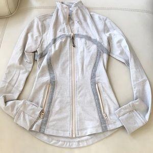 RARE Lululemon grey forme jacket 2